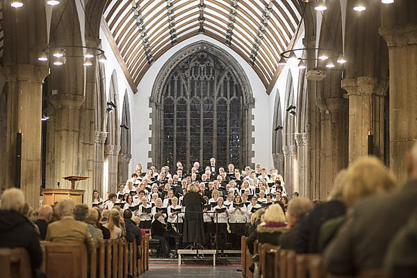 <p>University of Plymouth Choral society&nbsp;</p>