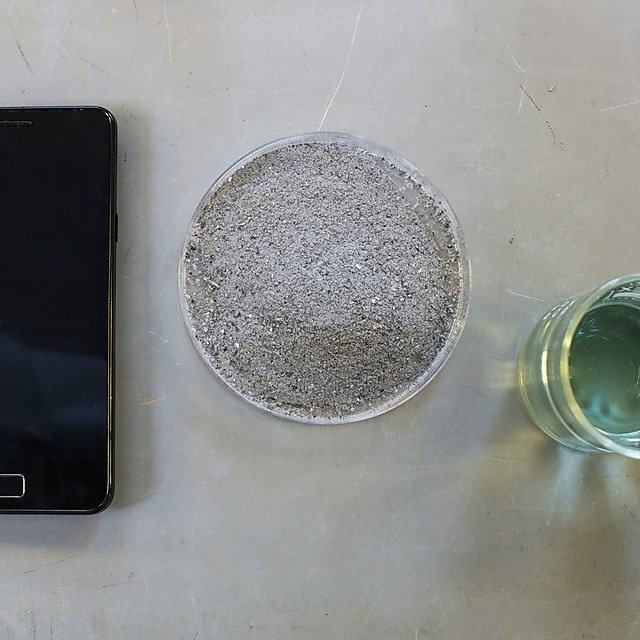 <p>Smartphone in a blender<br></p>