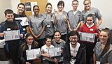 Plymouth students help children and families overcome fear of the dentist