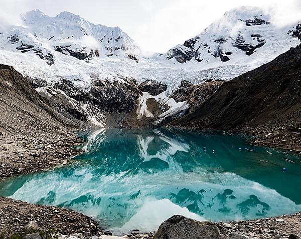 Research investigates impact of climate change on glacier-fed rivers in Peru