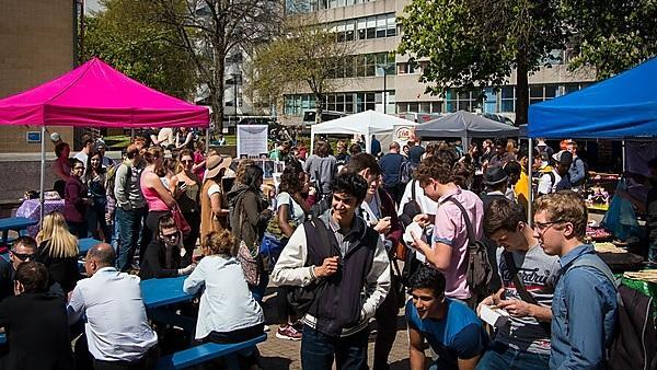 <p>UPSU campus market</p>