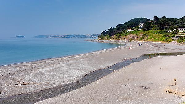 <p>Seaton Beach Looe Cornwall</p>