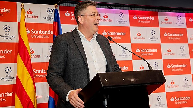 <p>Barcelona Santander Universities leadership event<br></p>