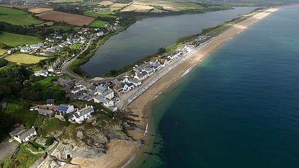 <p><i>Torcross and Slapton Sands. Courtesy: Gerd Masselink</i><i></i></p>