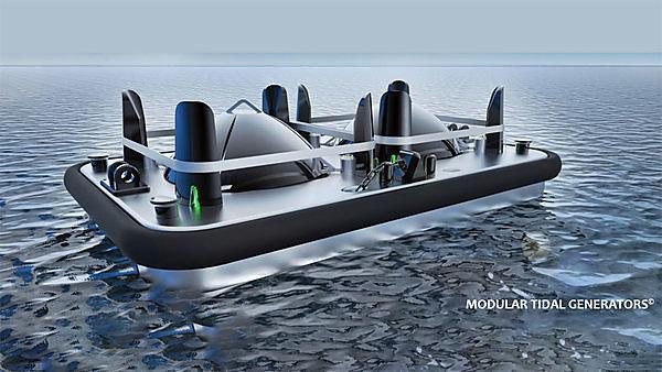 MTG Tidal Raft Platform Concept (MTG1)