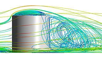<p>Cylinder validation. Design Flow</p>