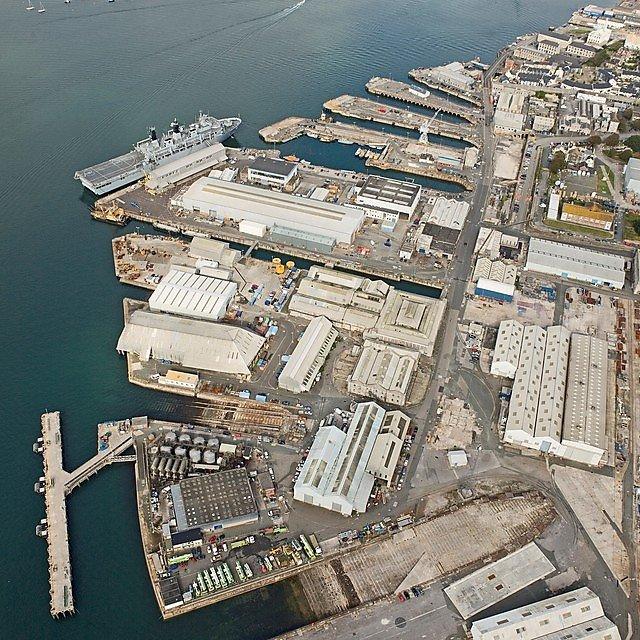 <p>Devonport Dockyard</p>