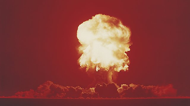 <p>Nuclear weapons testing (Getty Images)</p>