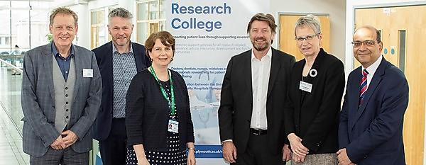 Patient care is at heart of new Research College