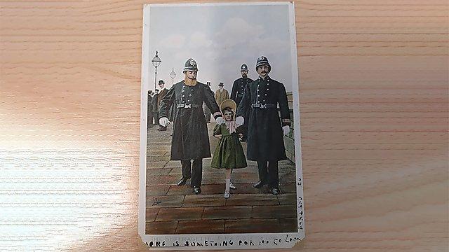 <p>Chitchat postcards</p>