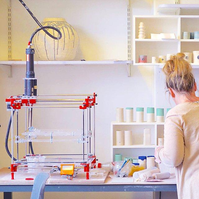 <p>3D Design facilities</p>