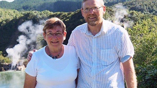 <p>Sue and John Whipps</p>