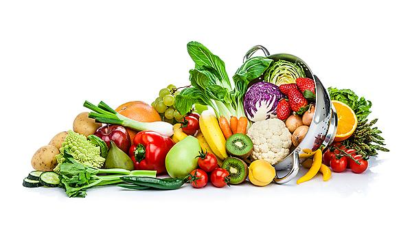 <p>Vegetables nutrition</p> Usage: GettyImages-903312974