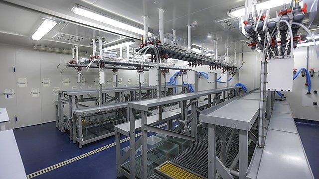 <p>Brixham Laboratory</p>