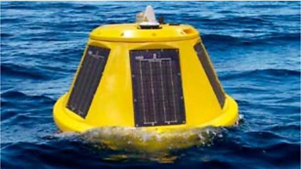 Oceanor wave buoy