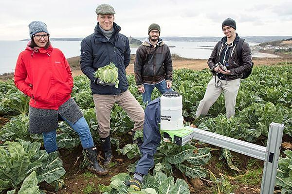<p>ABC team - Agri-Tech Cornwall</p>
