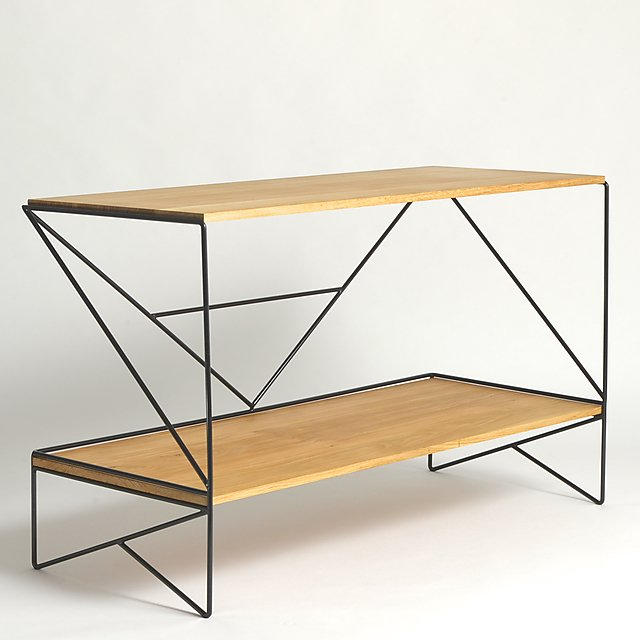 <p>Designer Maker Ed Nell, geometry table<br></p>