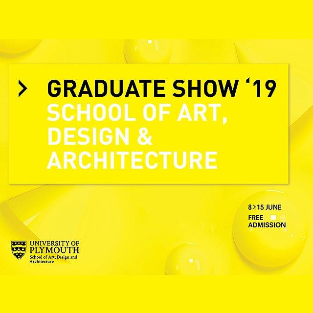 <p>Graduate Show 2019</p>