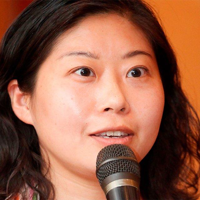 <p>Sarah Liu Square</p>