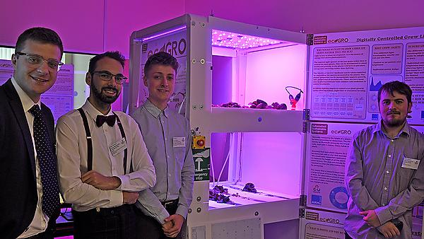 Student projects shine at Engineering Showcase event