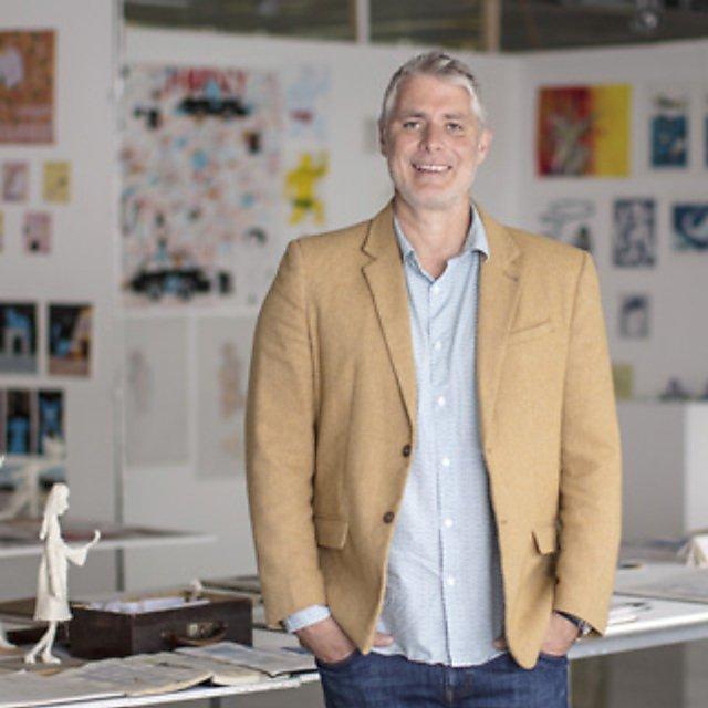 <p>Professor Chris Bennewith - square</p>