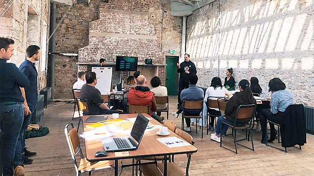 <p>Techstars start up weekend 2019 presentation</p>