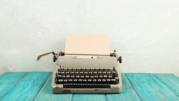 <p>Typewriter</p>