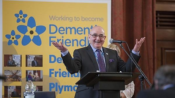 <p>Plymouth International Dementia Conference 2016 - Ian Sherriff</p>