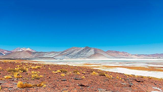 <p>Tuyajto lake, Andes cordillera, Atacama region, Chile<br></p>