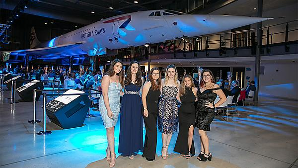 <p>Events Management South West Tourism Aerospace Awards</p>