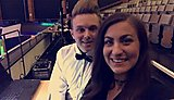 Student Twitter team at the South West Tourism Awards