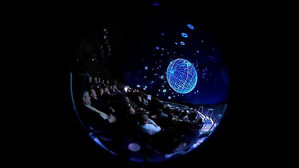 <p>Immersive Vision Theatre</p>