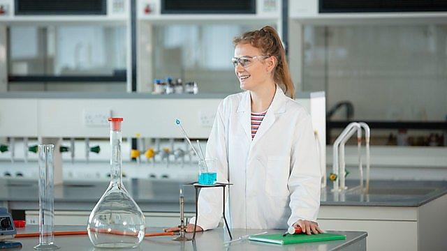 <p>Emily Vickery BSc (Hons) Chemistry student</p>