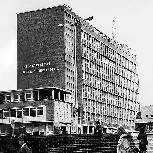 <p>Plymouth Polytechnic</p>