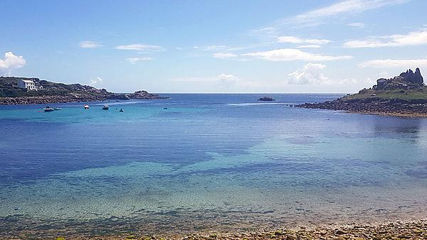 <p>The Isles of Scilly</p>