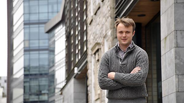 """Plymouth is a really interesting place to study civil engineering, with lots of new developments going on."" Conner Kearey – MEng (Hons) Civil Engineering"