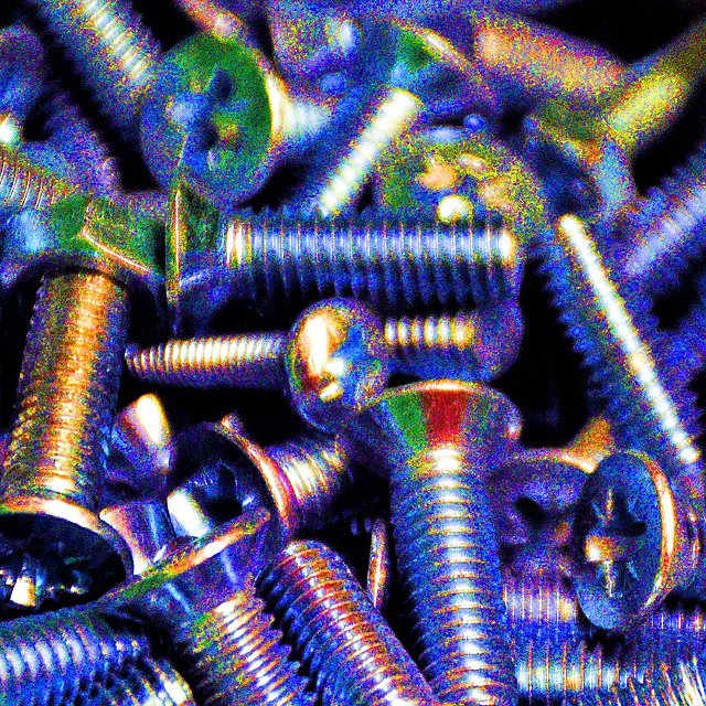 <p>Screws. Engineering. Picture by Jon Bayley</p>