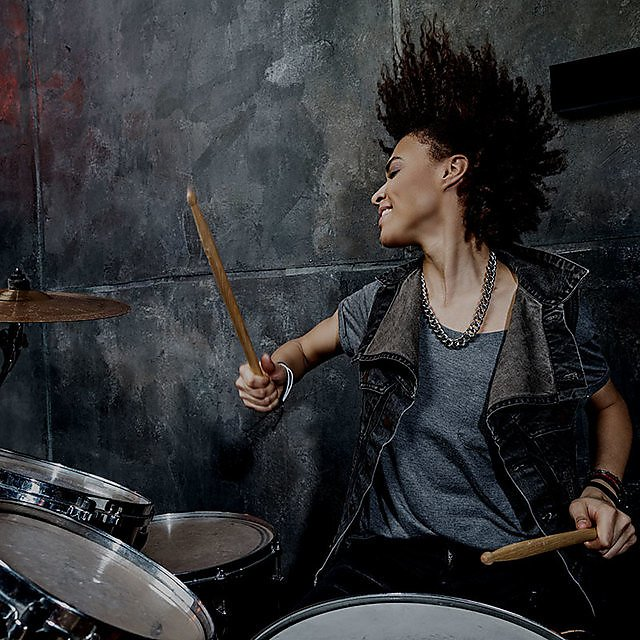 <p>Getty image. drummer. music. performance</p>