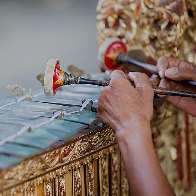<p>Balinese Gamelan<br></p>