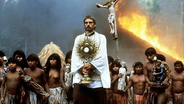 <p>Film: The Mission (1986)<br></p>