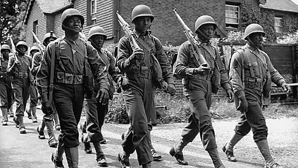 Talk: Over here: African American Soldiers in World War II United Kingdom