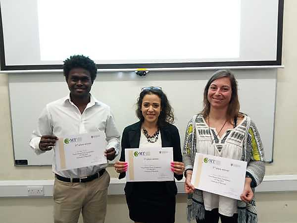 <p>Three Minute Thesis competition 2019</p>