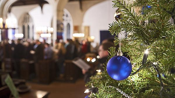 Music: The University of Plymouth Christmas Carol Service