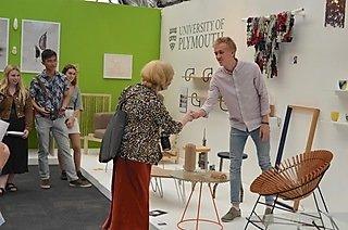 Huw meets Barbara Chandler of the Evening Standard