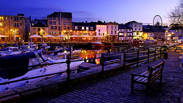 <p>  The Barbican, Plymouth. Getty Images  <br></p>