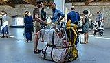 'Rubble Bag Bale' Adam Garratt