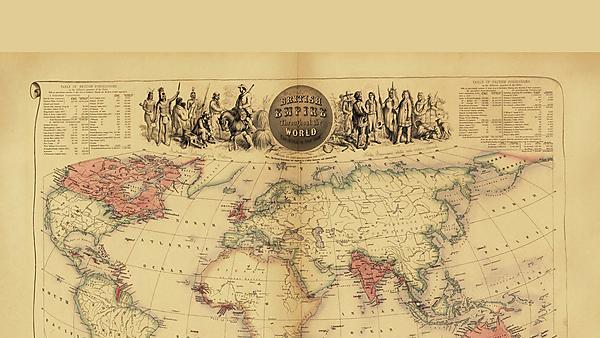 <p>British Empire</p>