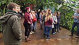Eden Project field trip
