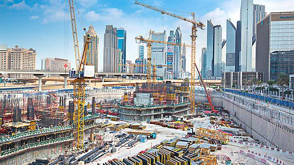 <p>Construction and engineering in Dubai</p>