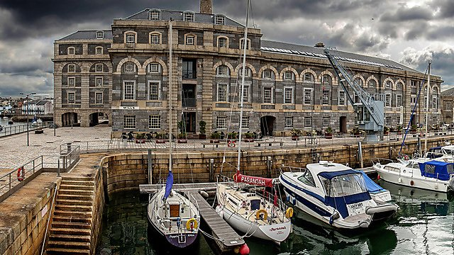 <p>Royal William Yard 1<br></p>